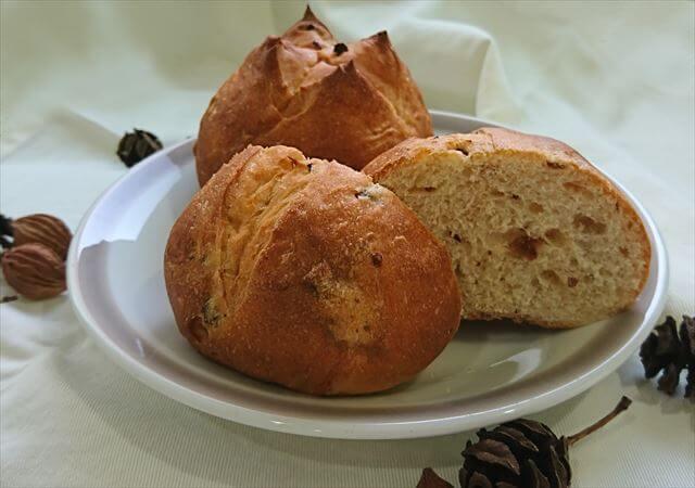 熟成くるみパン